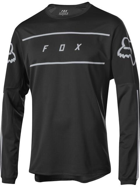 Fox Flexair Fine Line LS Jersey Men black